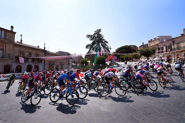 31st giro d'italia internazionale femminile 2020  stage 9