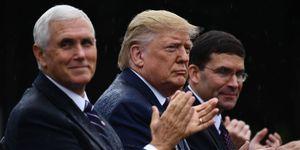 US-POLITICS-ARMED FORCES-TRUMP