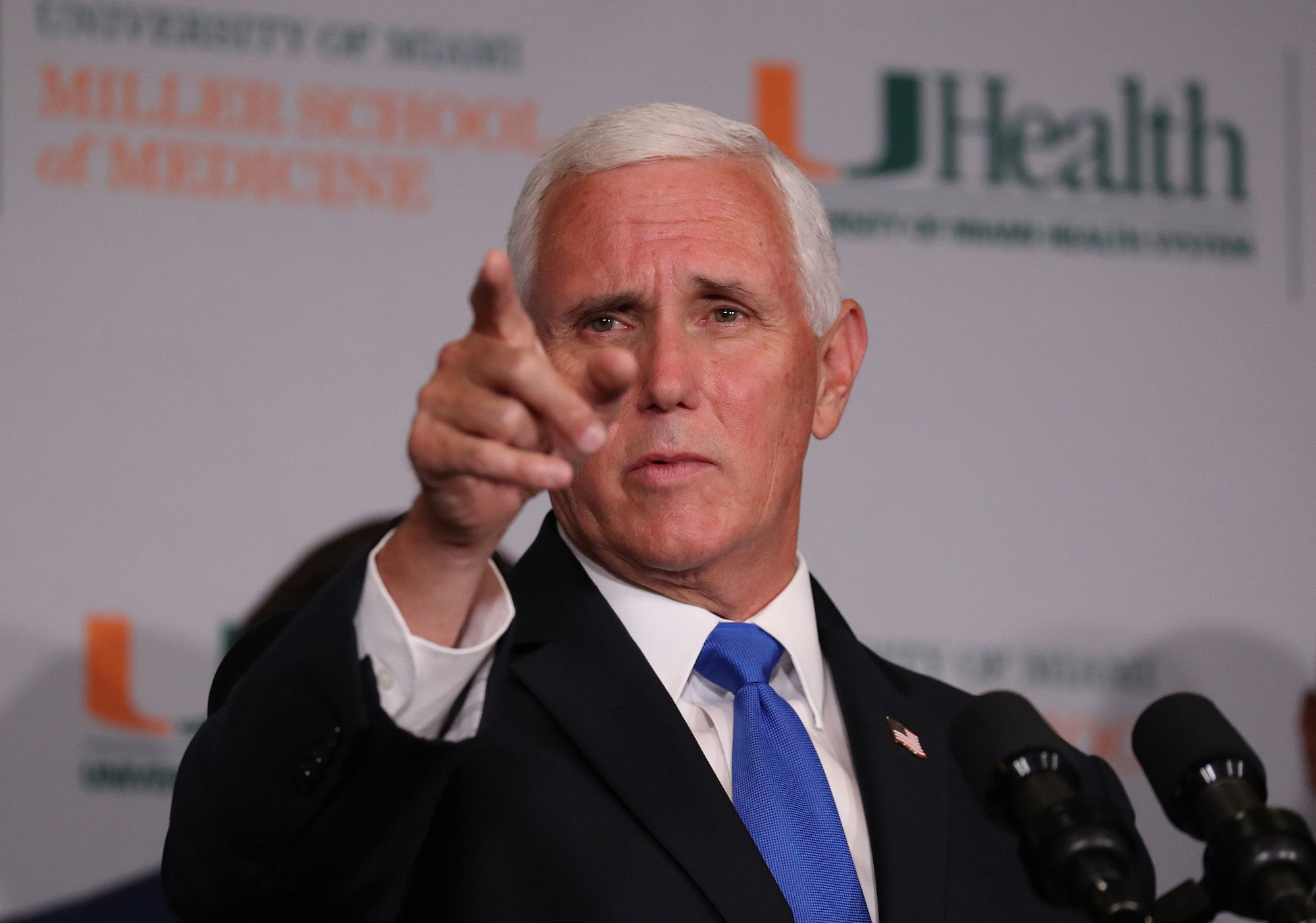 What Does Mike Pence Care About Missouri's Crooked Former Governor?