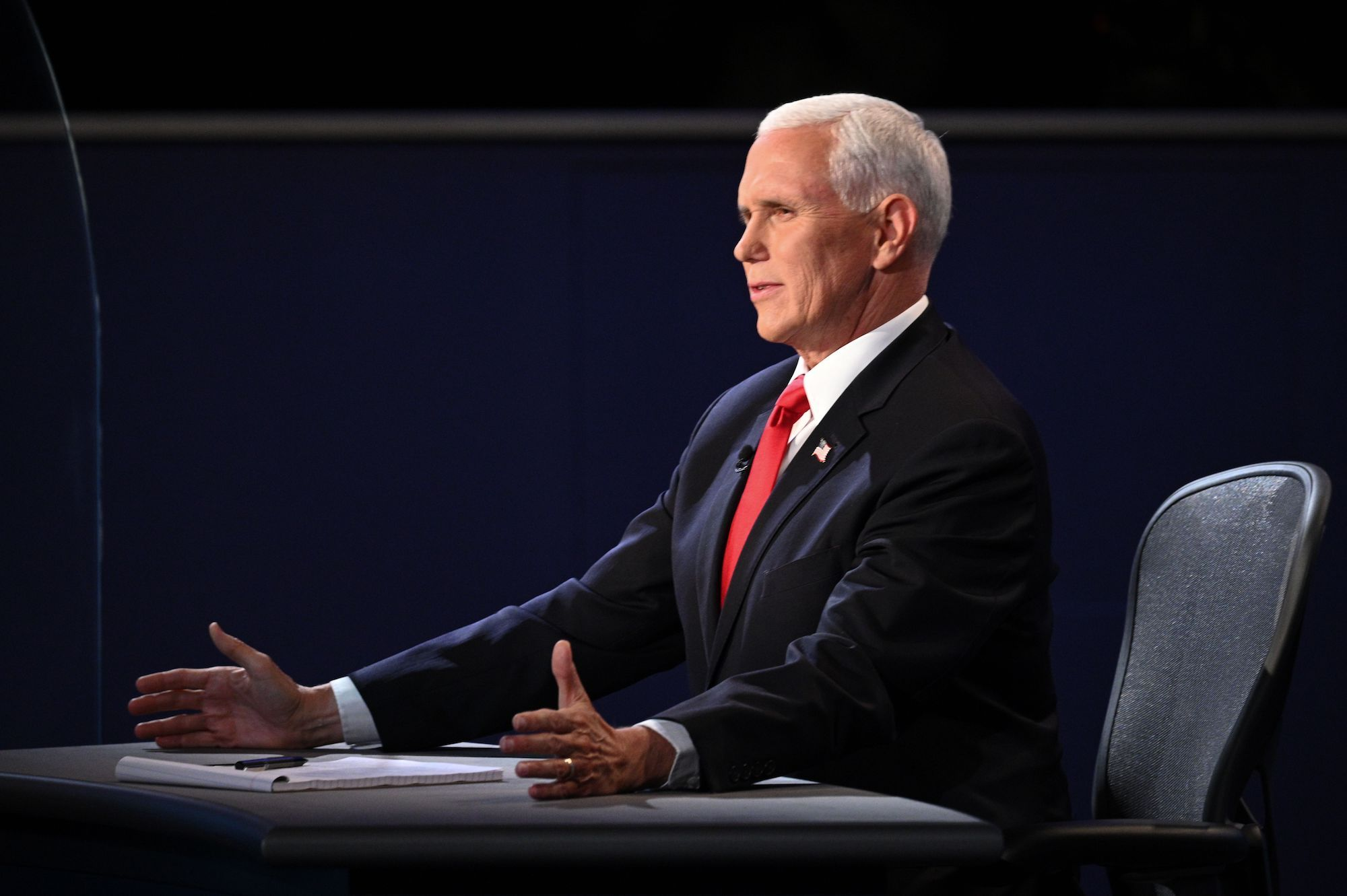 The Climate Portion of the Vice-Presidential Debate Was Incredibly Depressing