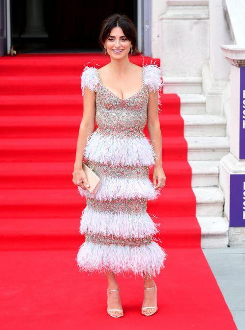 Penélope Cruz estreno 'Dolor y gloria' en Londres
