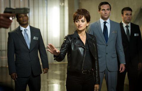 Penélope Cruz en 'Agente Contrainteligente'
