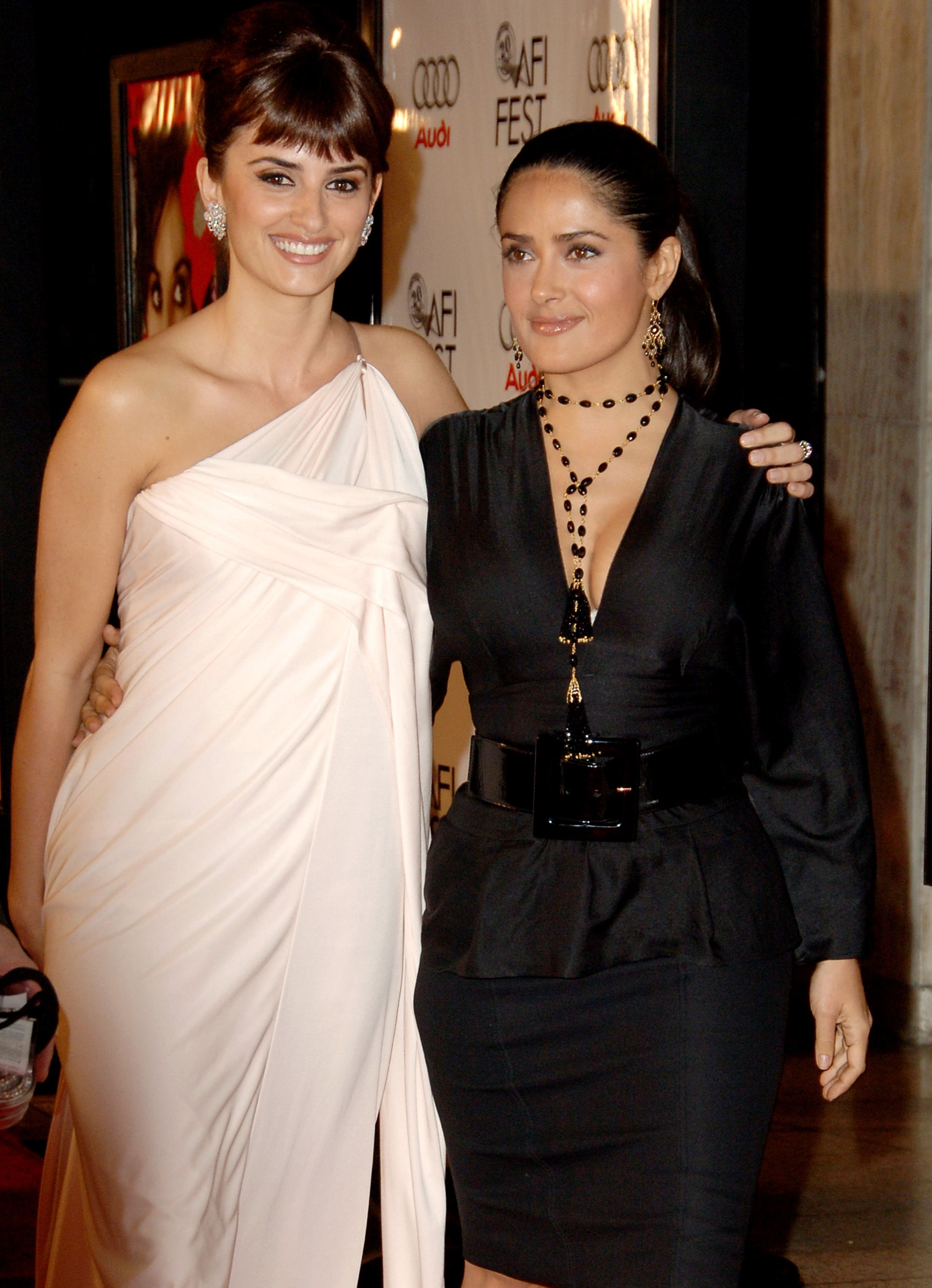 AFI Fest 2006 Presented by Audi Hosts a Tribute to Penelope Cruz and a Presentation of Volver