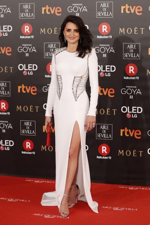 Penélope Cruz Premios Goya