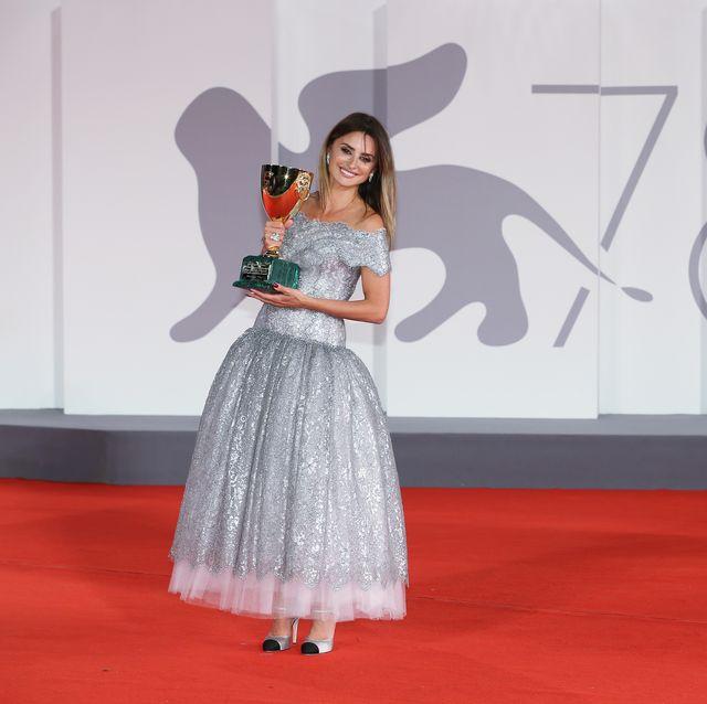 ヴェネチア国際映画祭、ペネロペ・クルス