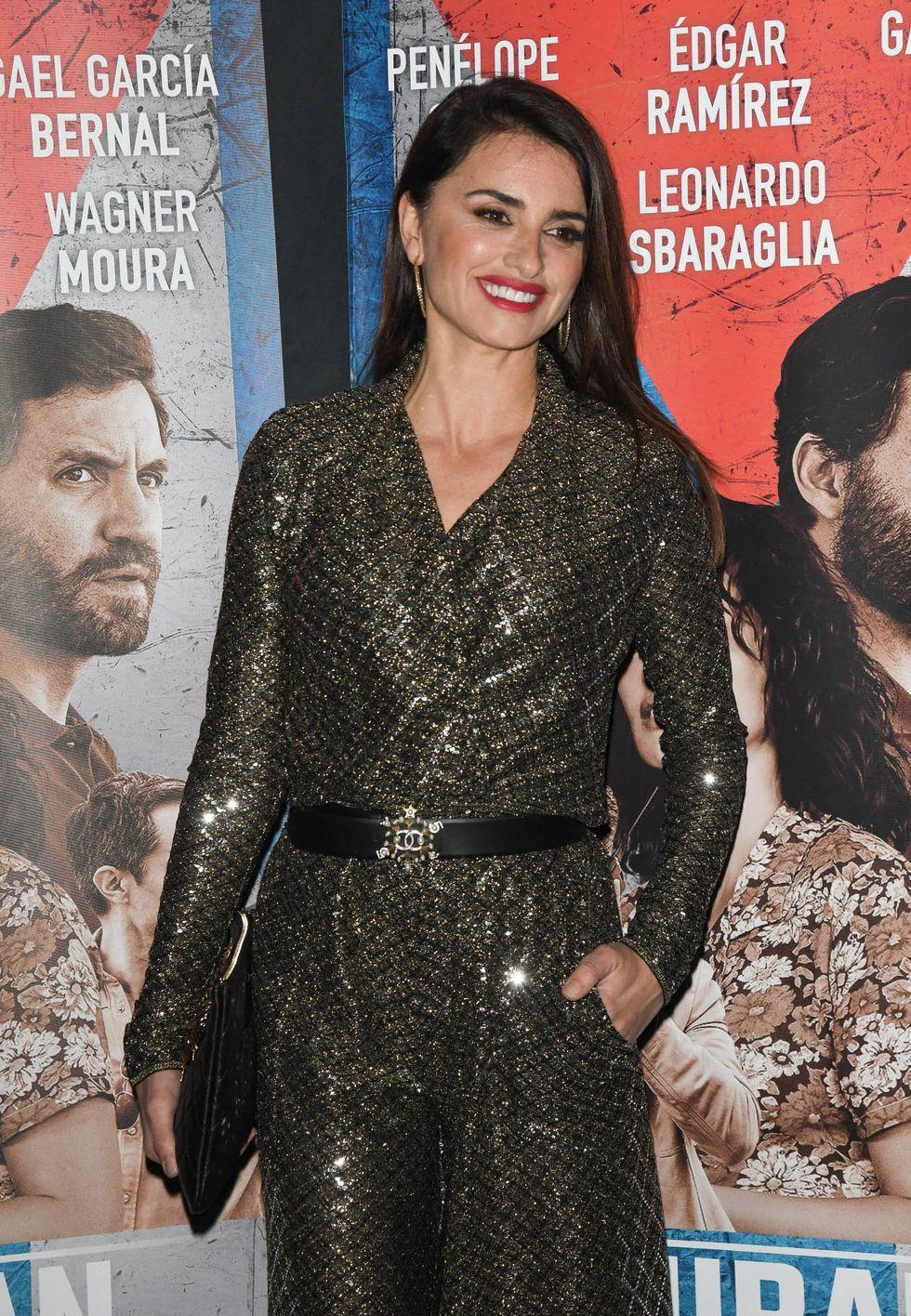 Penélope Cruz brilla antes de los Premios Goya