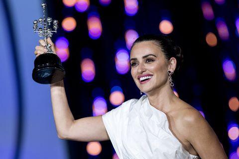 Penélope Cruz, Donostia, Premio Donostia