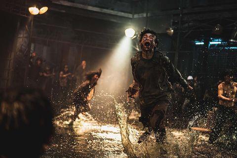 un zombie de peninsula, secuela de train to busan