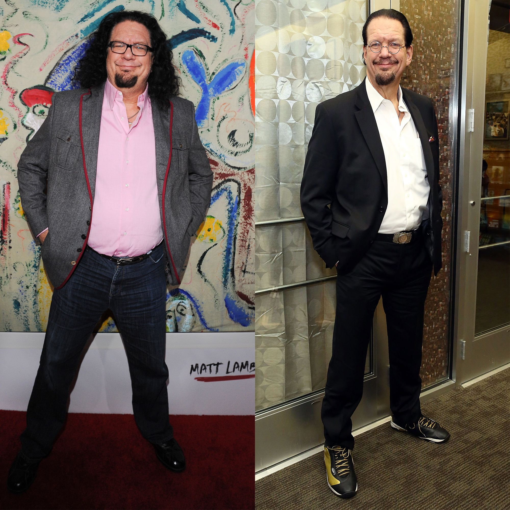Penn Jillette Loses Over 100 Pounds on Potato Diet - Penn
