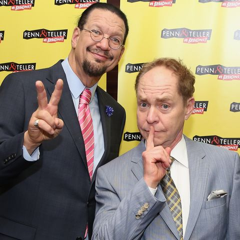 """""""Penn & Teller On Broadway"""" Opening Night - After Party"""