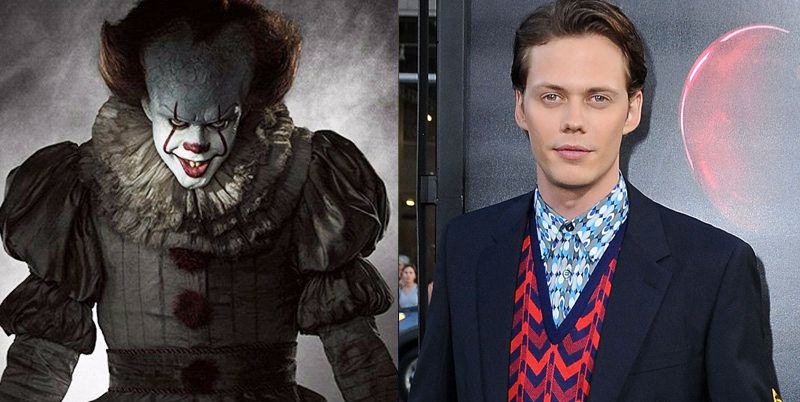 12 times the actor who plays pennywise in it was pretty