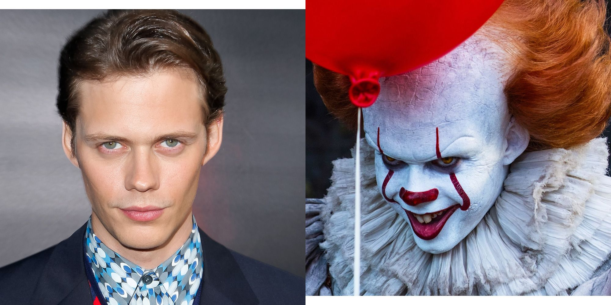 who plays pennywise in the it movie 10 facts about it actor bill