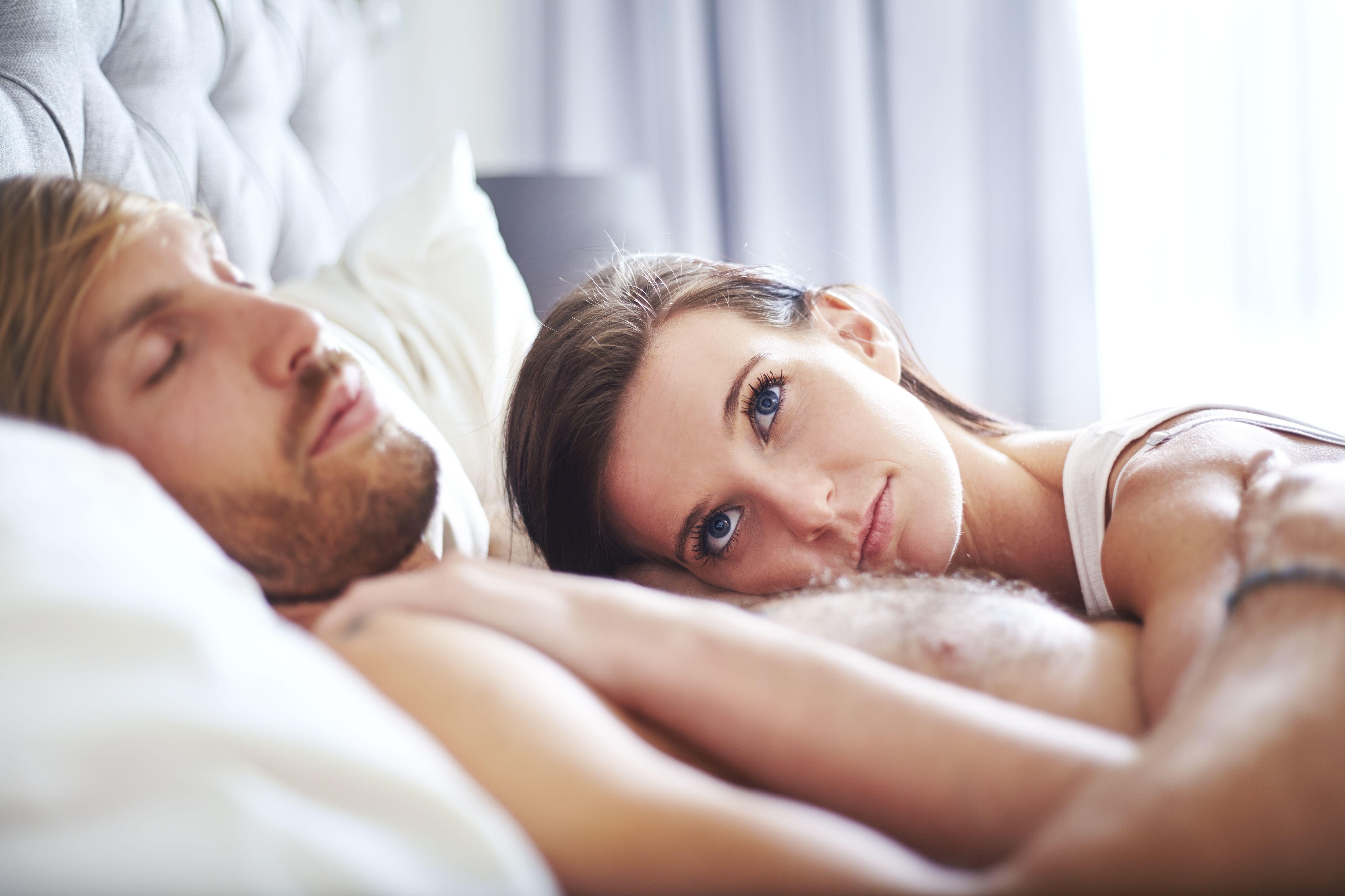 Relaciones sexuales dolorosas tras una cesárea