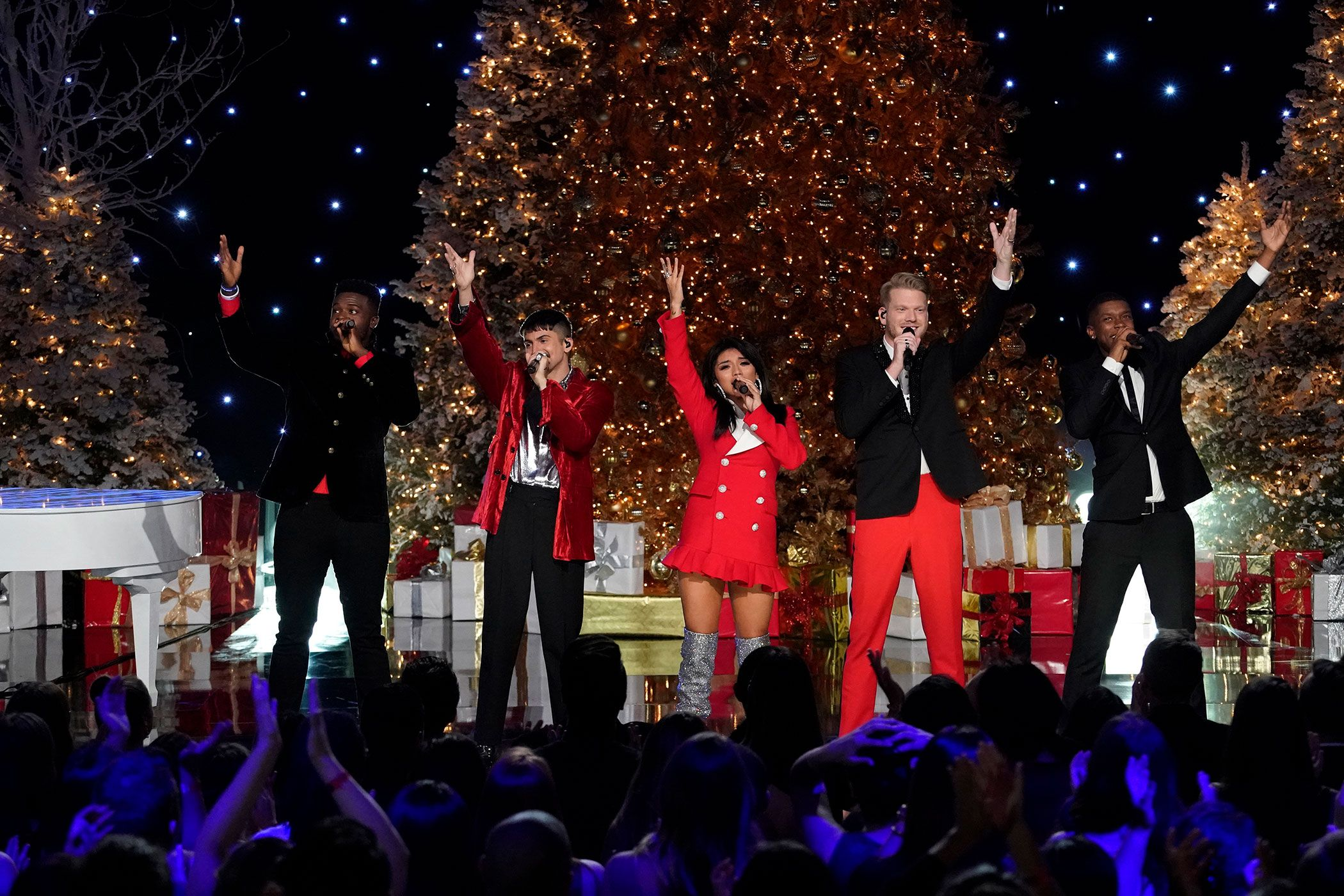 Ptx Christmas Special 2020 Pentatonix 2018 Christmas Special   Date, Guest Stars and How to Watch
