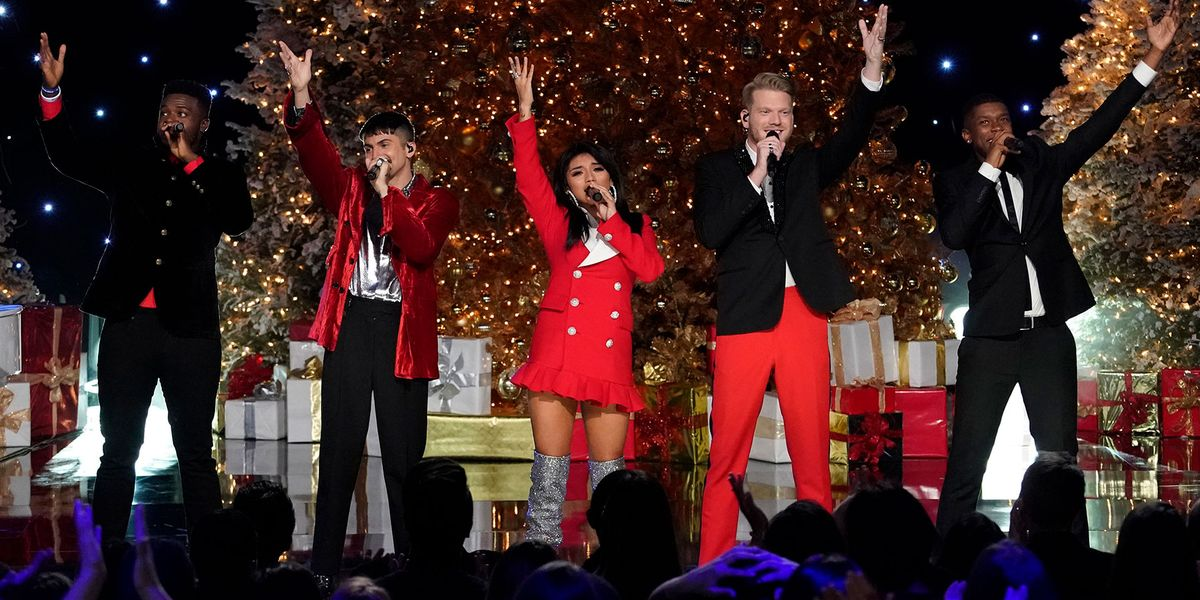 Pentatonix Christmas Special 2020 Penn And Teller Pentatonix 2018 Christmas Special   Date, Guest Stars and How to Watch