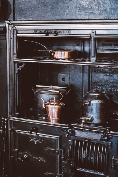 Furniture, Cabinetry, Cupboard, Room, Still life photography, Chest of drawers, Architecture, Kitchen stove, Still life, Kitchen,