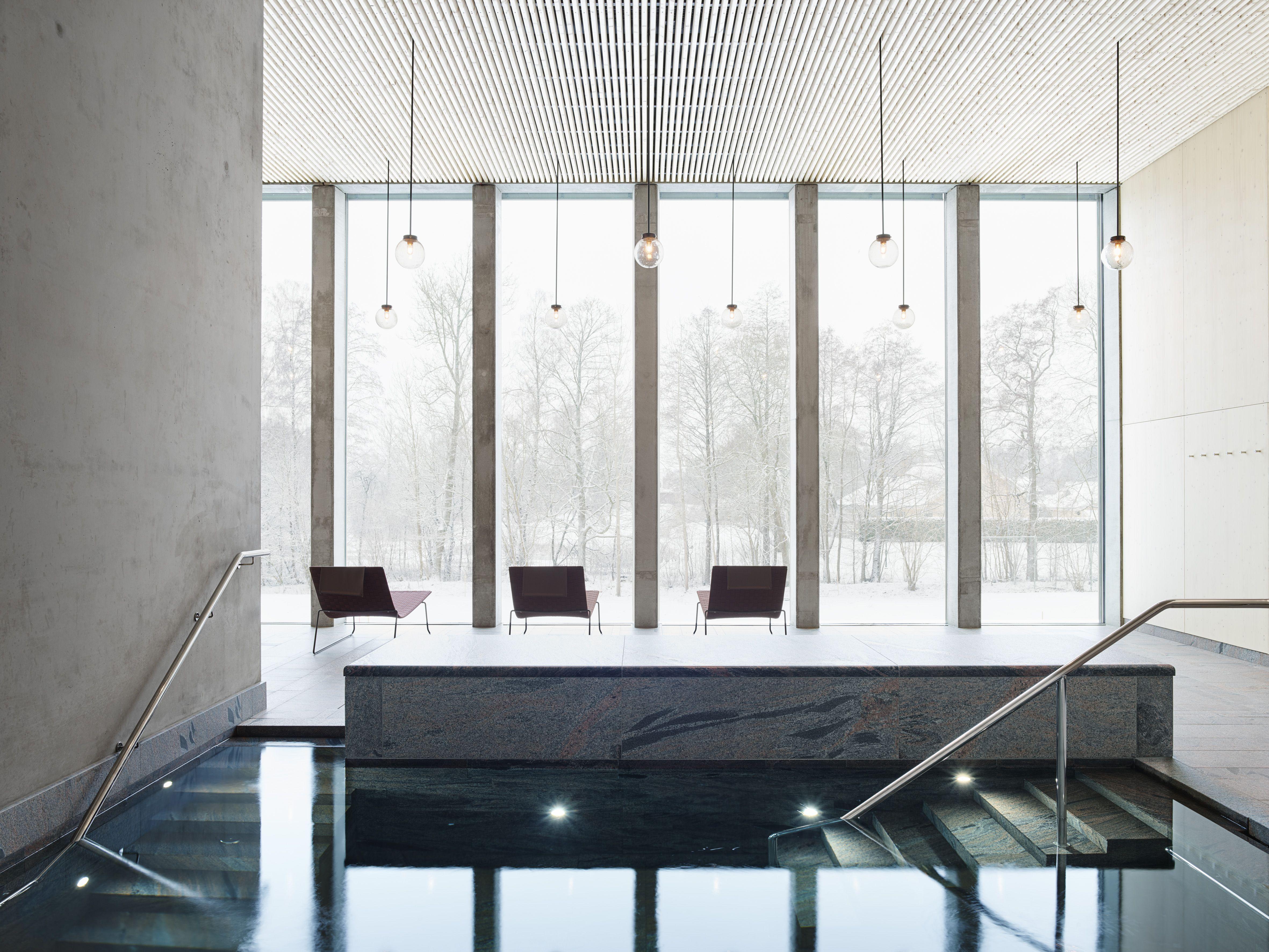 Spa Bagno Turco.Flipboard Spa Sauna E Bagno Turco Con Vista Sui Boschi Svedesi