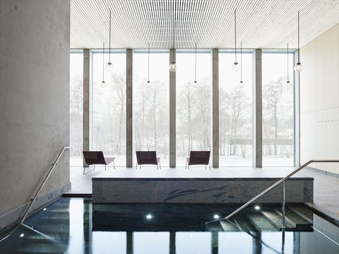 Andrum Spa, Johan Sundberg Arkitektur