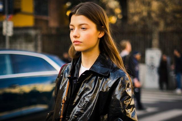 street style at etro fashion showfebruary 21 milan fashion week fall winter 2020 2021