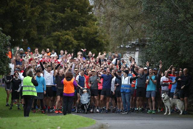 community running event parkrun returns to new zealand following easing of covid 19 restrictions