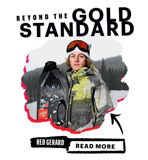 red gerard