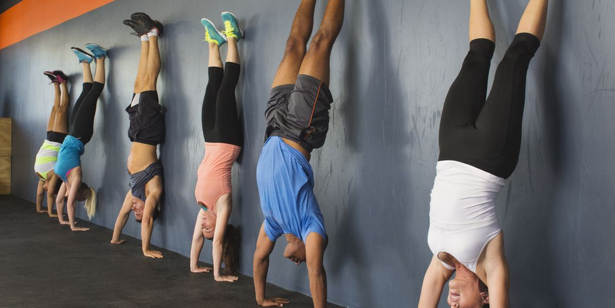 Why I Think CrossFit Open's 19.3 Workout of the Day Is ...