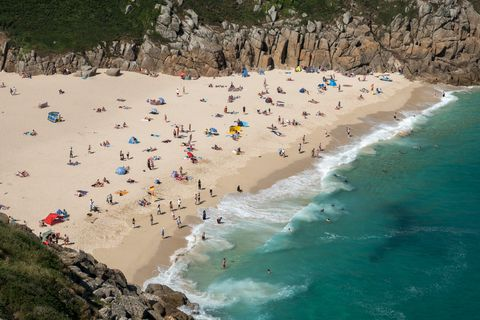 UK Sizzles In Record Summer Temperatures
