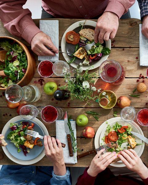 global planetary health diet stresses vegetables