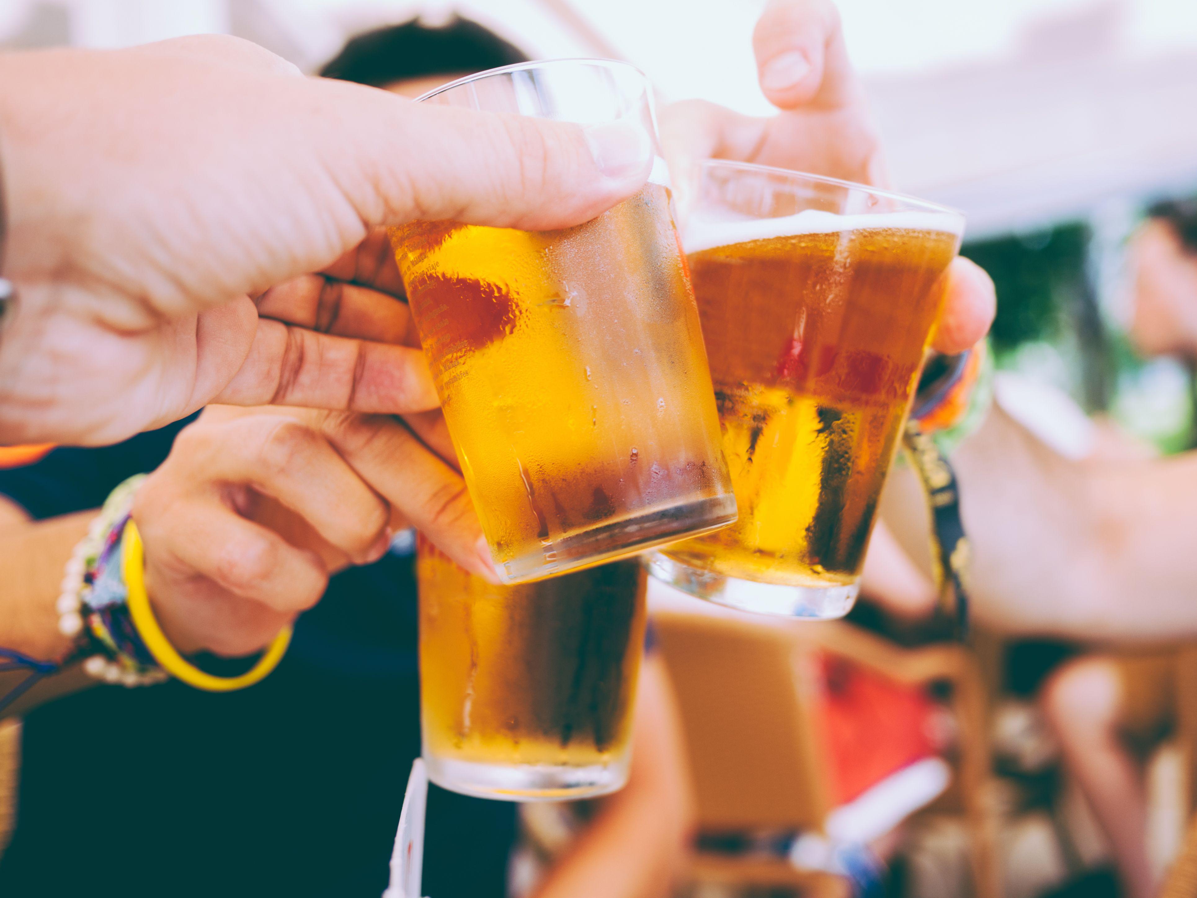 alcohol liver health
