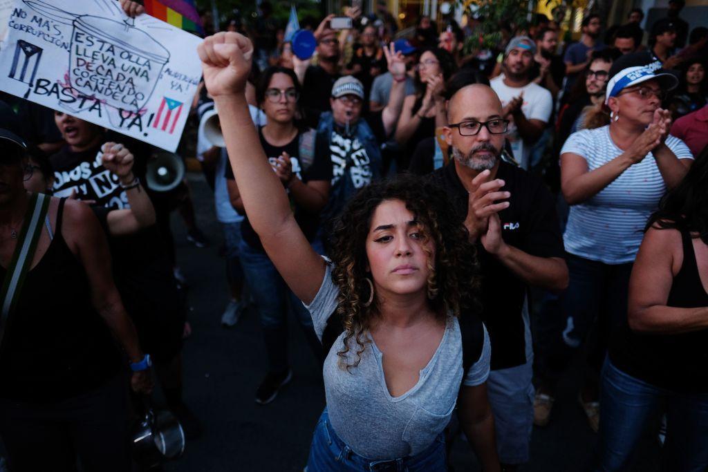 Meet the Women Leading Puerto Rico's Feminist Revolution