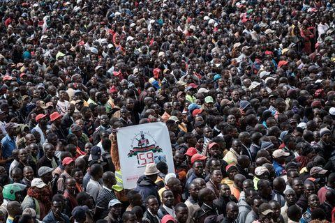 kenya athletics marathon