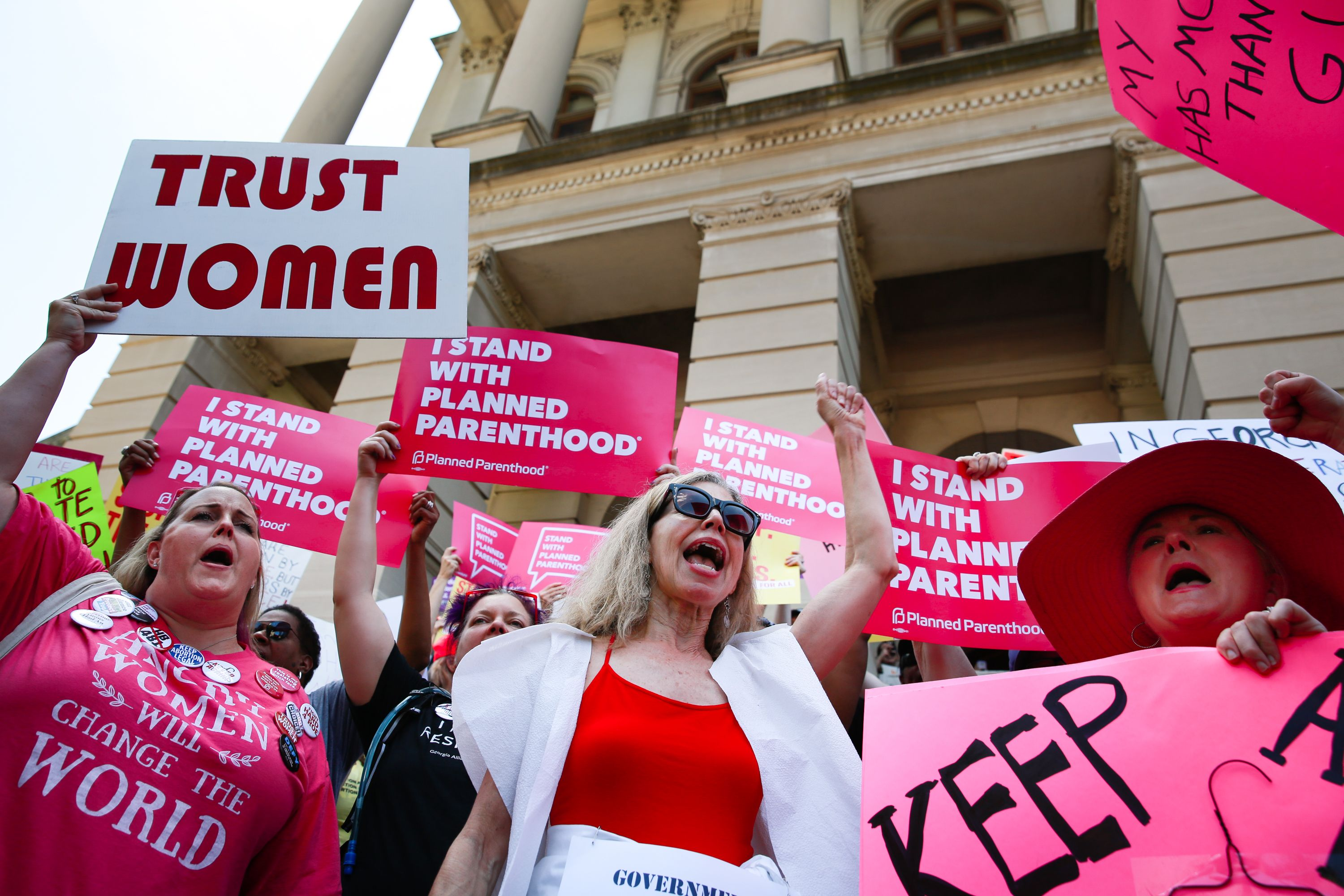 17 Moving Photos From the #StopTheBans Protests Across the Country