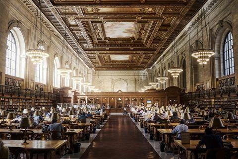 ニューヨーク公共図書館 ny アメリカ
