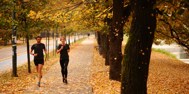 Autumn in Sarajevo