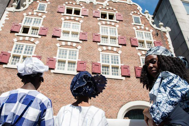 keti koti month was opened in amsterdam