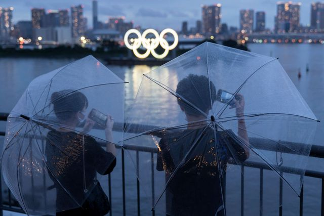 tokyo olympic games one year to go