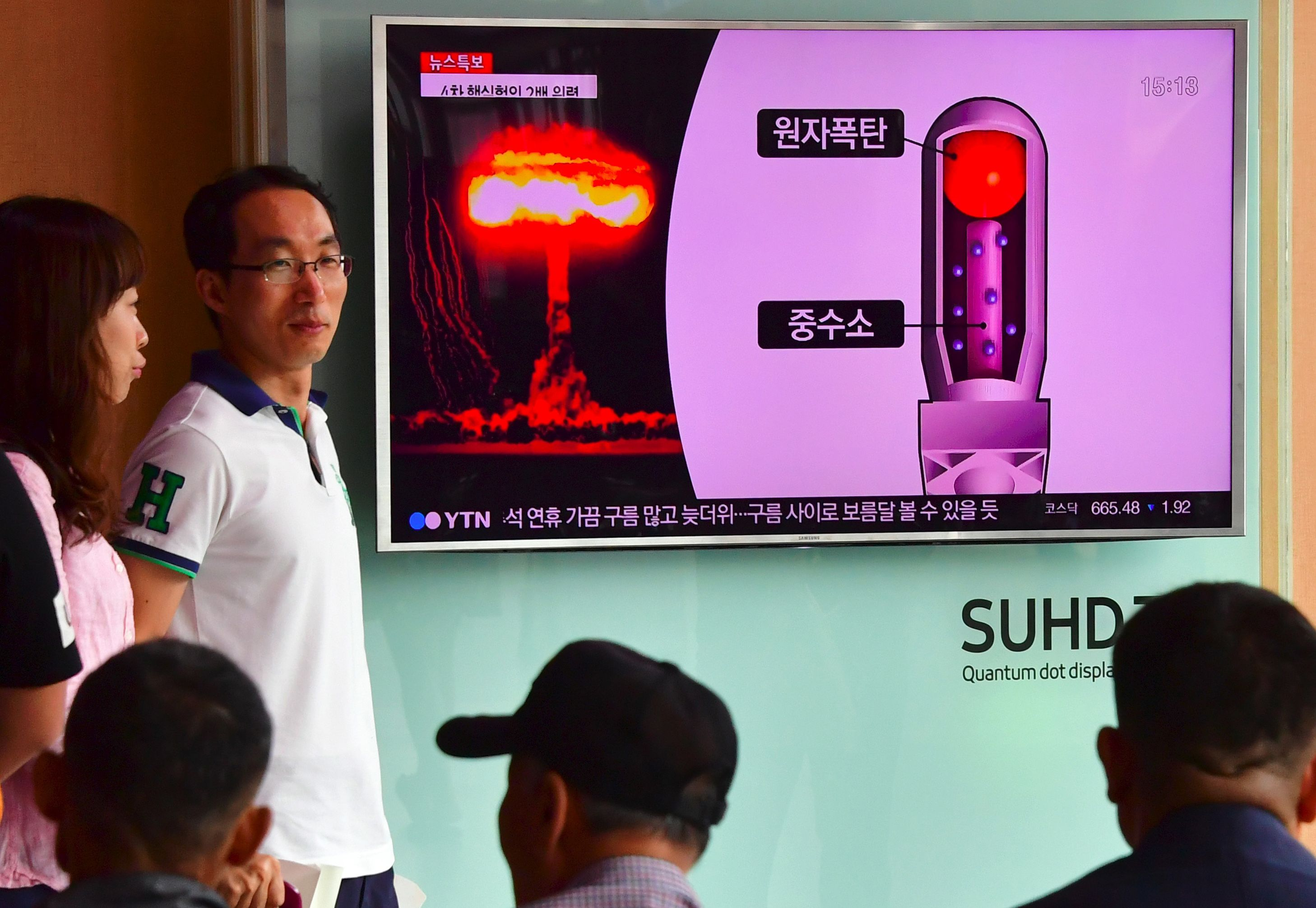North Korea's Latest Nuclear Test Was More Powerful Than We Thought