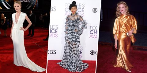 Red carpet, Fashion model, Clothing, Carpet, Dress, Fashion, Hairstyle, Gown, Flooring, Shoulder,