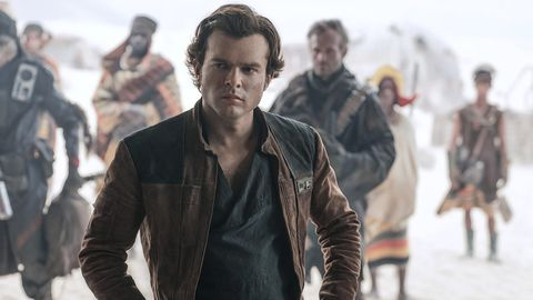 Leather, Fashion, Jacket, Leather jacket, Human, Movie, Textile, Fictional character, Action film, Screenshot,