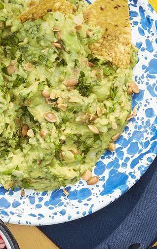 pepita guacamole recipe