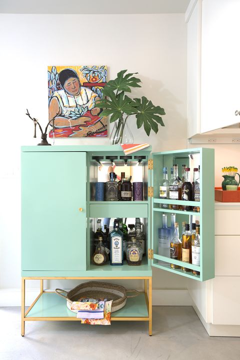 26 Colorful Home Bar Ideas Fun