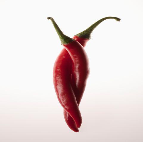 Malagueta pepper, Serrano pepper, Chili pepper, Bird's eye chili, Tabasco pepper, Chile de árbol, Cayenne pepper, Peperoncini, Bell peppers and chili peppers, Jalapeño,