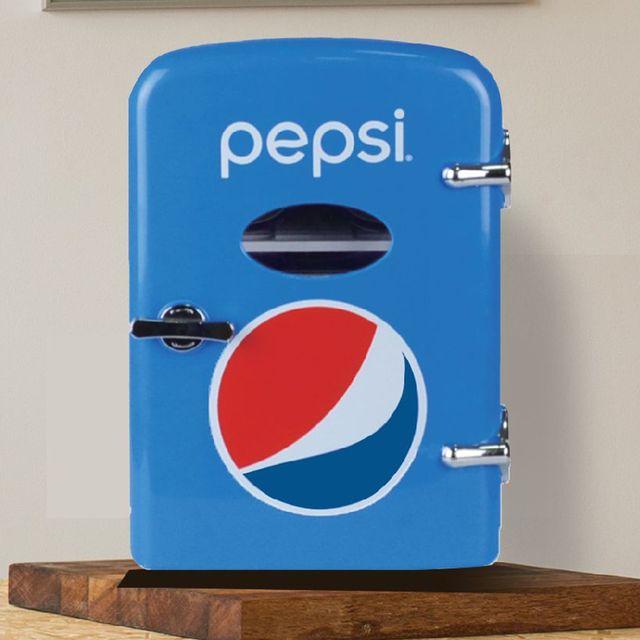 pepsi portable mini fridge