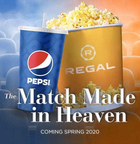 Popcorn, Kettle corn, Poster, Snack, Advertising, Font, Cuisine,