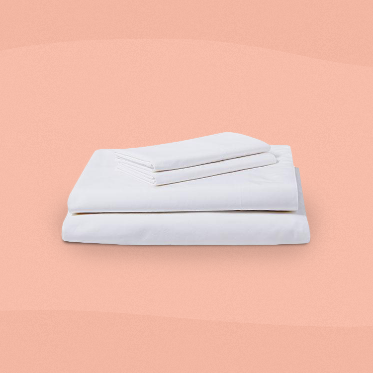 These Sheets Made Me, The World's Hottest Sleeper, Not Sweat