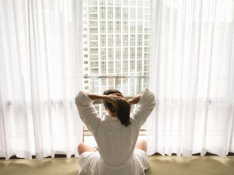 Interior design, Textile, Comfort, Window covering, Window treatment, Fixture, Interior design, Window blind, Curtain, Daylighting,