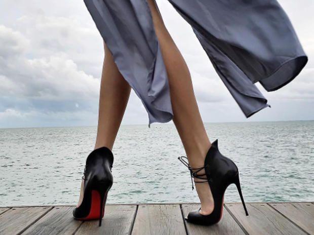 scarpe tacco alto louboutin