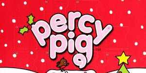 Percy pig advent calendar