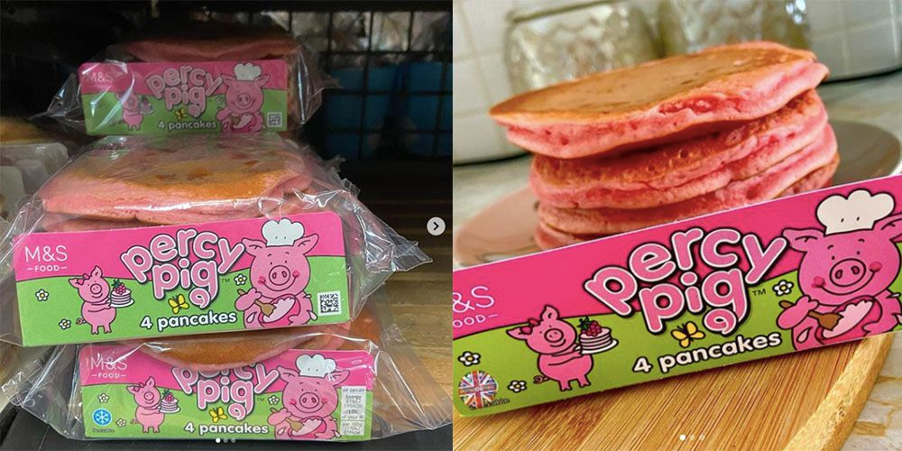 Percy Pig Pancakes Are Perfect For Pancake Day