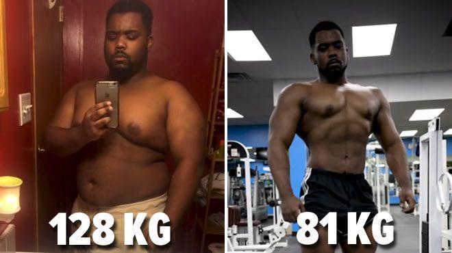 secretos para bajar de peso hombres